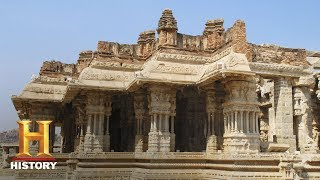Download Ancient Aliens: The Vittala Temple's Puzzling Pillars (Season 12, Episode 8) | History Video
