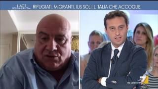 Download L'aria che tira - Rifugiati, migranti, ius soli: l'Italia che accoglie (Puntata 20/06/2017) Video