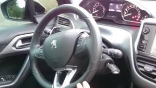 Download Detalhes do Peugeot 208 Griffe automático Video