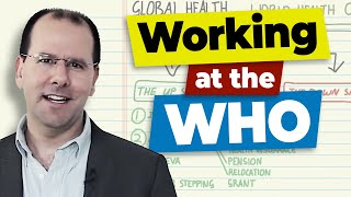 Download Getting a job at the World Health Organization Video
