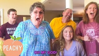 Download You're PREGNANT?! Pregnancy Announcements That Will Melt Your Heart Video