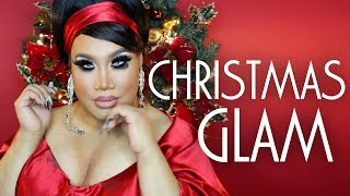 Download Christmas Glam with MannyMua! | PatrickStarrr Video