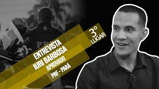 Download IURI BARBOSA | APROVADO | 3º LUGAR | PRF-PARÁ Video