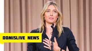 Download Maria Sharapova Failed Drug Test vs Serena Williams Australian Open Press Conference Video