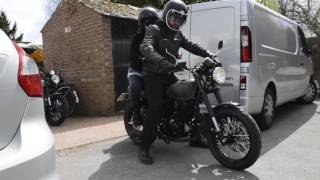 Download First Ride: Herald 250 review Video
