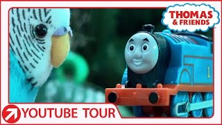 Download Thomas Goes For Gold | YouTube World Tour | Thomas & Friends Video