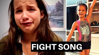 Download Annie and Hayley - Fight Song Video
