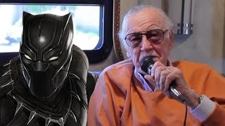 Download Stan Lee on why Black Panther is his most anticipated Marvel movie Video