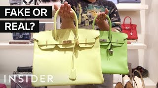 Download How To Spot Fake Designer Bags Video
