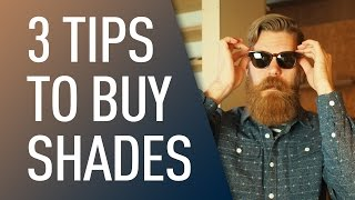 Download 3 Tips for Buying Sunglasses | Eric Bandholz Video