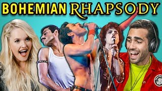 Download Adults React To Bohemian Rhapsody Trailer (Queen/Freddie Mercury Movie) Video