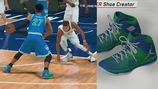 Download NBA 2K18 My Career - Signature Shoe Talk! Custom Colorway! PS4 Pro 4K Gameplay Video