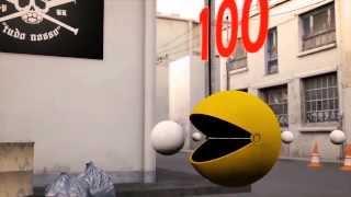Download Pacman underground Video