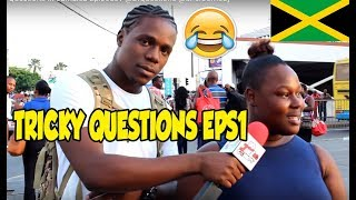 Download Trick Questions In Jamaica Episode1 [HalfWay Tree] @DiQuestions @JnelComedy Video