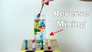 Download Is it Possible To Un-Mix a Liquid? The Entropy Reversal Challenge Video