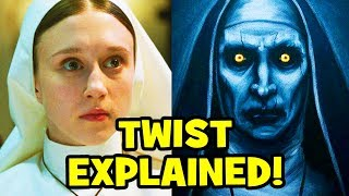Download The Nun Ending & TWIST EXPLAINED + Conjuring Universe Connections Video