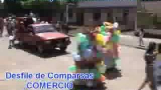 Download Desfile de Comparsas Comercio 2008 Video