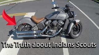 Download Is the Indian Scout Big Enough For a Man? Video