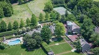 Download Legendary Historic Estate in Villanova, Pennsylvania Video