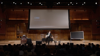 Download Visitas Thinks Big 2017 - Harvard University - David J. Malan Video