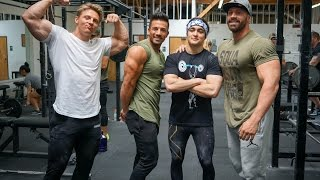 Download Workout Motivation | Steve Cook, Bradley Martyn, Christian Guzman, & Omar Isuf Video