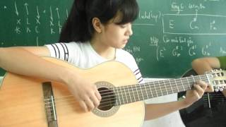 Download [Gpt guitar school] A little love Video