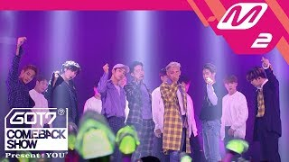 Download [GOT7 COMEBACK SHOW] GOT7(갓세븐) - Girls Girls Girls (Hiphop ver.) Video