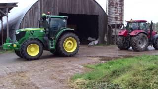 Download John Deere R6210 vs. Case IH Puma 210 Video
