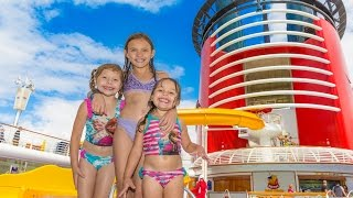 Download Our 2016 Disney Cruise aboard The Disney Wonder Video