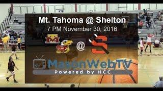 Download Girls' Basketball: Mt. Tahoma at Shelton Video
