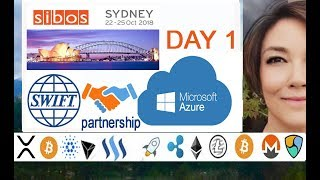 Download SWIFT to use Microsoft Azure for payments transfers / No Ripple SIBOS Partnership Video