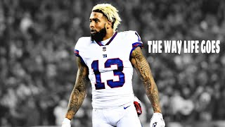 Download Odell Beckham Jr Mix ″The Way Life Goes″ 2017 ᴴᴰ(Emotional) Video