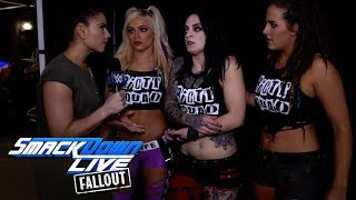 Download Ruby Riott issues a major challenge: SmackDown LIVE Fallout, Jan. 9, 2018 Video