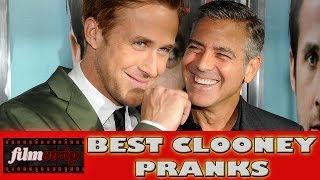 Download Best George Clooney Pranks: FilmStrip Video