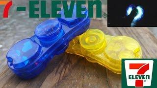 Download 7-Eleven LED Fidget Spinner unboxing, review, and giveaway. LED fidget spinner Video