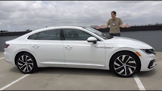 Download The 2019 Volkswagen Arteon Is Strange and Gorgeous Video