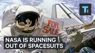 Download NASA is running out of spacesuits and it could jeopardize future missions Video