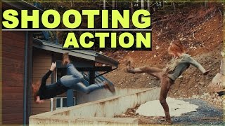 Download Making an Action Scene: Foot Chase Video