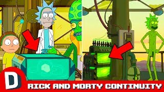 Download 10 Times Rick and Morty Paid Incredible Attention to Continuity Video