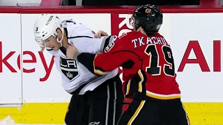 Download Tkachuk finally settles beef, gets dropped by McNabb Video