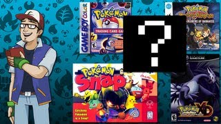 Download Top 10 Pokémon Spin-Off Games Video