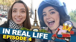Download IN REAL LIFE 4 - Paris Fashion Week & Nessa Runs Away with a French Guy! - Merrell Twins Video