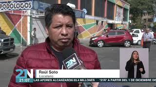 Download Testimonios de locatarios tras incendio en el Mercado Morelos Video