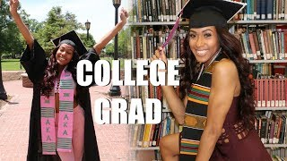 Download GET READY WITH ME FOR MY GRADUATION | JAYLA KORIYAN Video