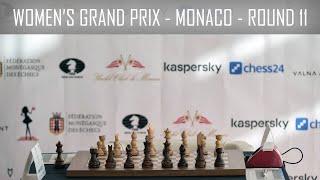 Download Round 11 | 2019 FIDE Women's Grand Prix - Monaco | Video
