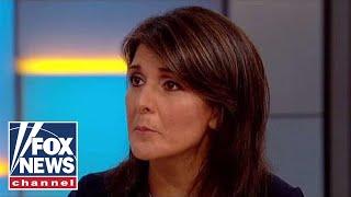 Download Amb. Nikki Haley: World leaders respect Trump, love his honesty Video