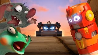 Download LARVA - LARVA RANGERS | Cartoons For Children | LARVA Full Episodes | Cartoon Super Heroes Video