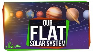 Download Why Do the Planets Orbit in the Same Plane? Video
