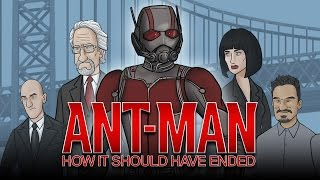 Download How Ant-Man Should Have Ended Video