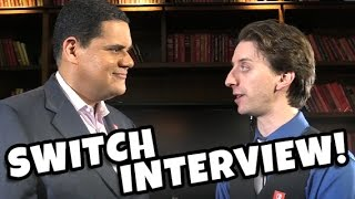 Download Switch Interview with Reggie Fils-Aime Video
